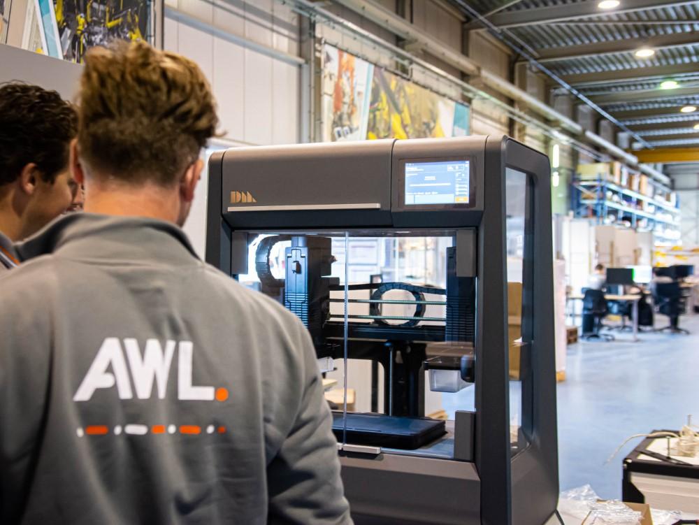 Photo of Eerste DM Studio System+ voor AWL‐Techniek