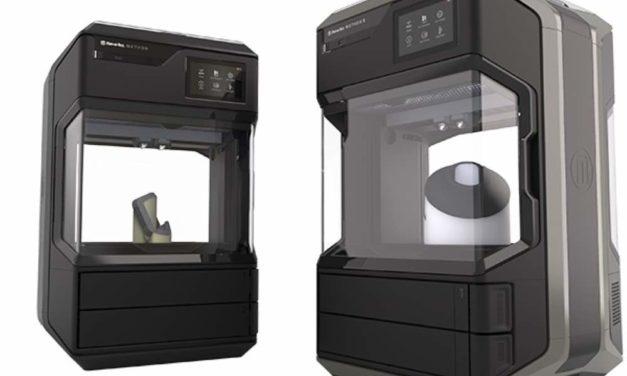 Makerbot Method X 3D print echt ABS