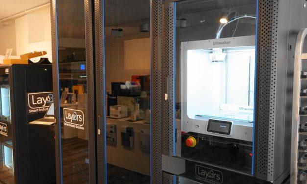 AM Production Cluster: modulair concept voor industrieel FDM printen
