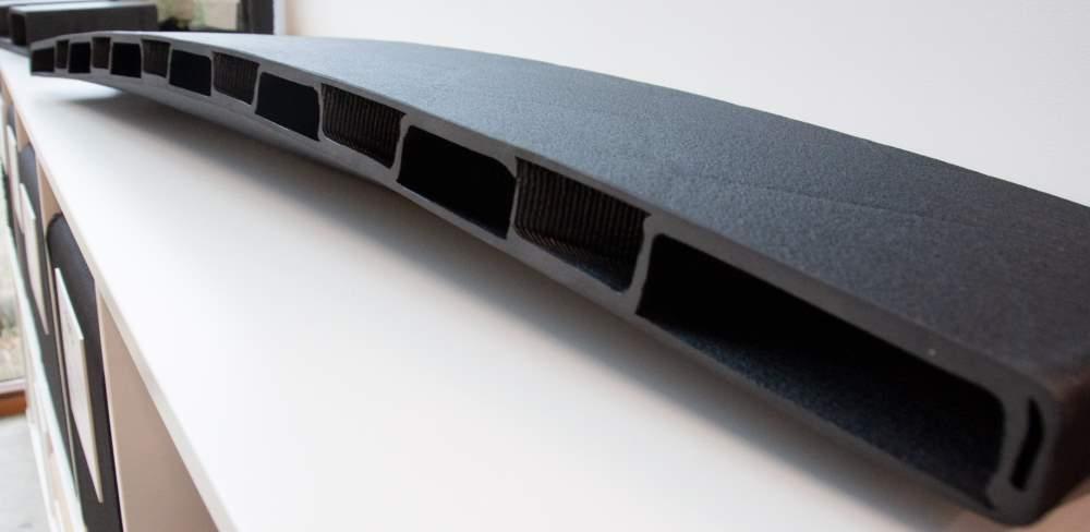 3D geprinte brug