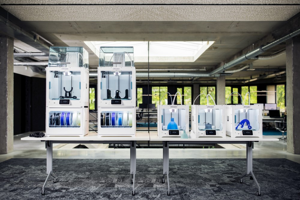 Photo of Ultimaker lanceert instapmodel S3 en S5 Pro Bundle