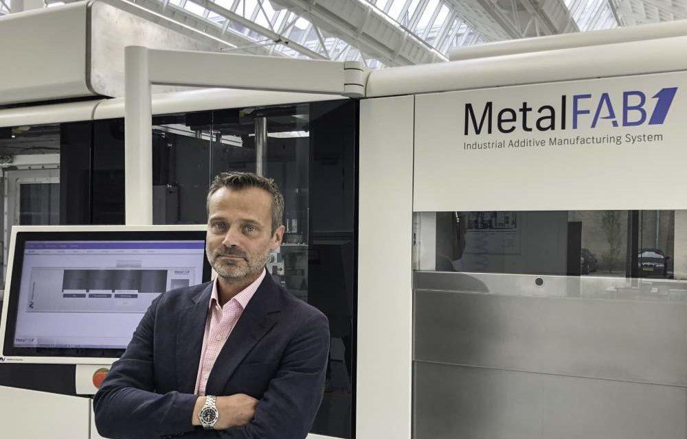 Lars Ryberg versterkt salesteam Adidtive Industries