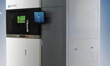 Farsoon FS301M: 3D metaalprinter ontwikkeld vanuit de praktijk