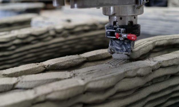 Kamp C daagt architecten uit te ontwerpen voor 3D betonprinten
