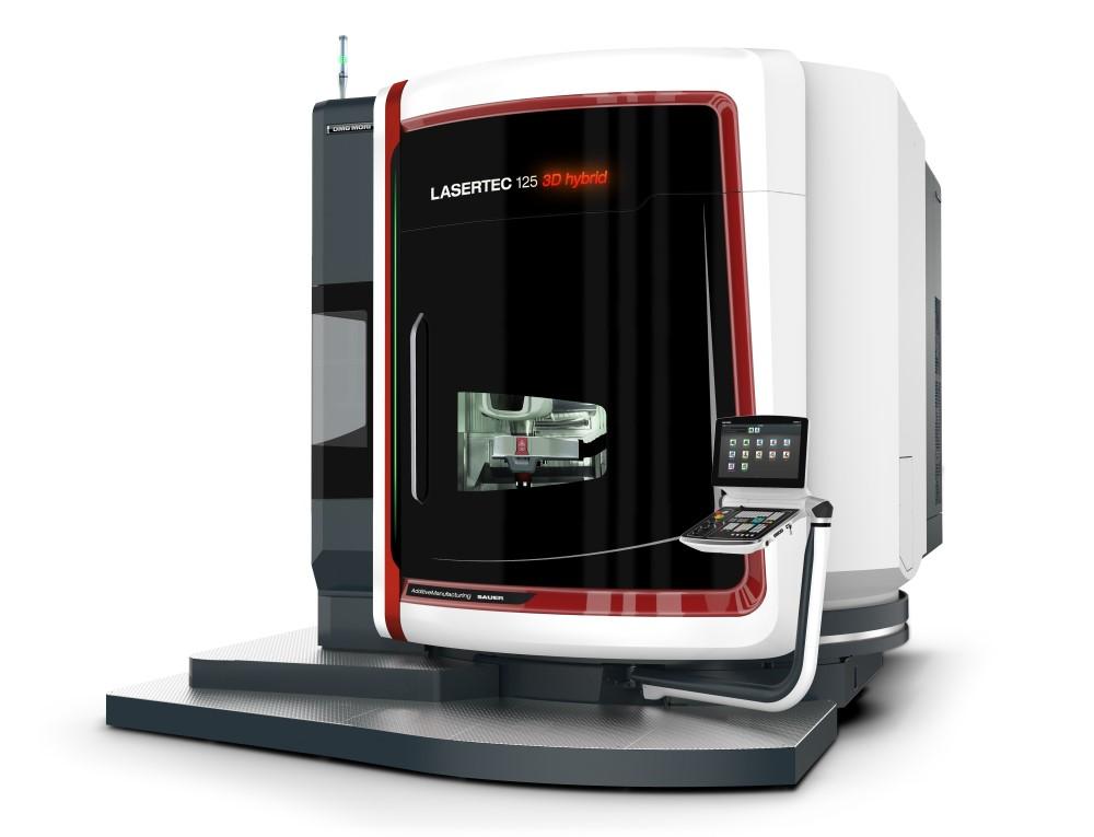 Photo of DMG Mori : première grote Lasertec 125 3D hybrid