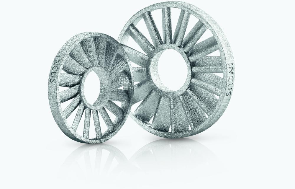 Incus lanceert 3D metaalprinten op basis fotopolymerisatie