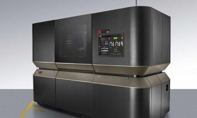 XJet 3D printer bij KU Leuven
