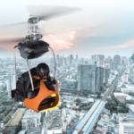 AM brengt Talaria dichterbij doel: éénpersoons elektrische helikopter