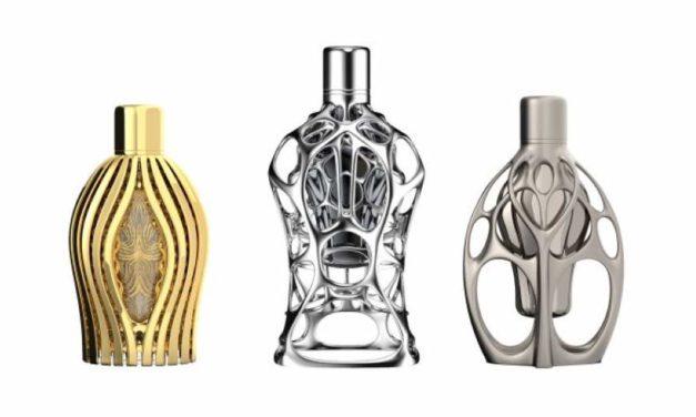 F1 fans kunnen hun eigen parfumfles 3D printen