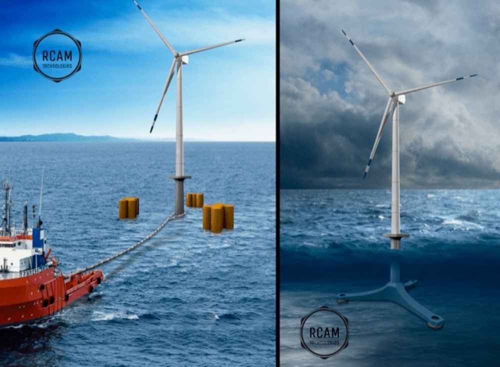 Photo of 3D printen moet bouwkosten offshore windmolens fors verlagen