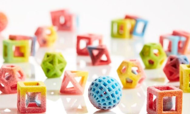 Gaat 3D food printing doorbreken met Hollands randje?