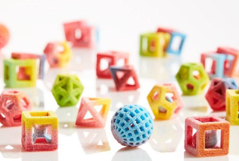 Gaat 3D food printing doorbreken met Hollands randje?