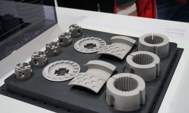 Ampower: Binder Jetting kan grootste industriële AM-technologie worden