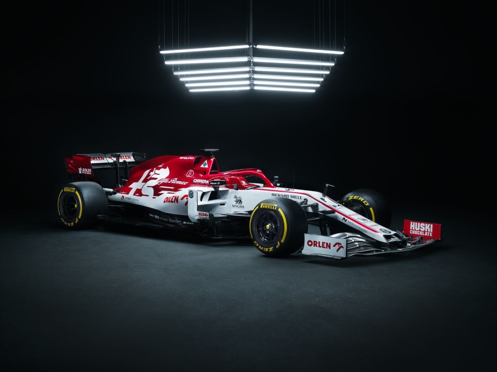 Photo of 143 metalen onderdelen F1 racewagen geprint op MetalFab1