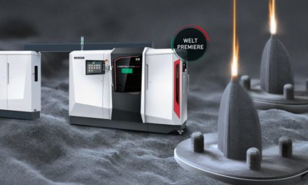 DMG Mori: dual laser zorgt voor 80 procent meer productie