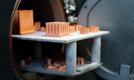 Markforged: koper 3D printen op Metal X