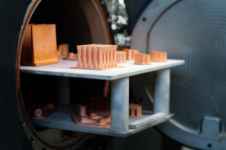 Photo of Markforged: koper 3D printen op Metal X