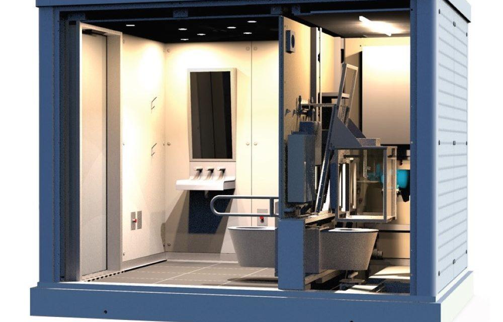 Revolutionair schoon toilet dankzij 3D printen
