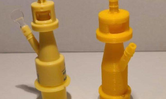 Dankzij reverse engineering en 3D printen gaat zorg Coronapatiënten door
