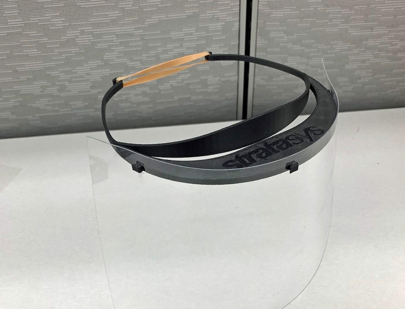 Photo of Stratasys gaat 5000 gezichtsbeschermers 3D printen