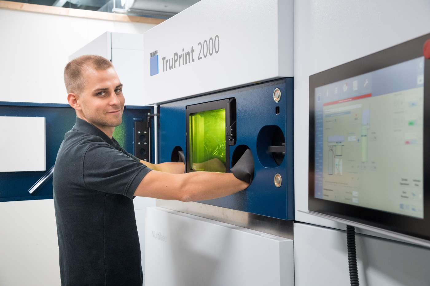 Photo of Trumpf en Heraeus: amorfe metalen 3D printen