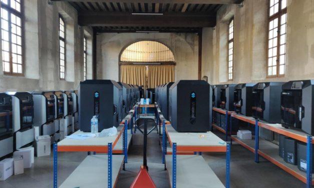 Universiteitsziekenhuis Parijs neemt 60 Stratasys F 123 printers in gebruik