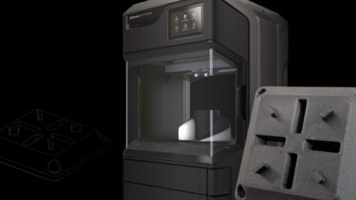 Photo of Makerbot Method Carbon Fiber: 3D printen met carbon gevuld nylon