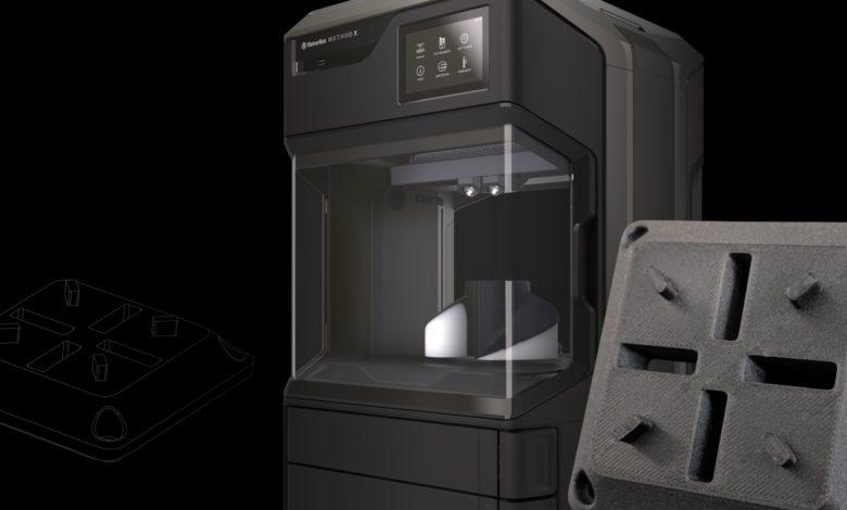 Photo of Makerbot Method Carbon Fiber: 3D printen met carbon gevuld nylon