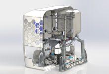 Photo of TU Graz 3D print metaal met LED als energiebron