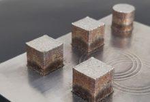 Photo of Insstek 3D print FGM en MMC op MX-Lab metaalprinter