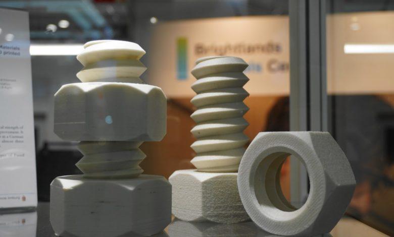 Photo of B-Right technologie verdubbelt sterkte Z-richting FDM printen
