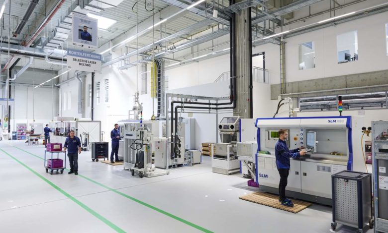 Photo of BMW's Additive Manufacturing Campus stap naar gereedschaploos produceren