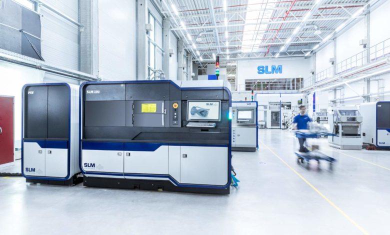 Photo of SLM Solutions ziet markten in VS en Azië sneller herstellen dan in Europa