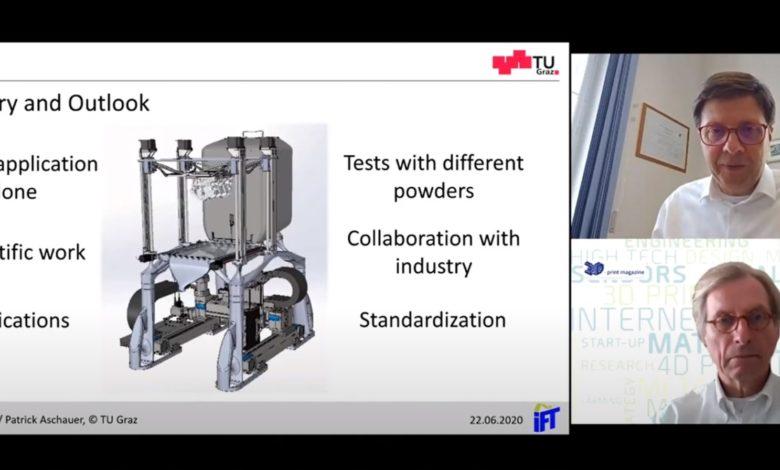 Photo of Met  SLEDM 3D metaalprinter materiaaleigenschappen sturen