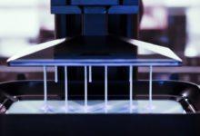 Photo of LuxCreo print 120 cm per uur in Z-richting