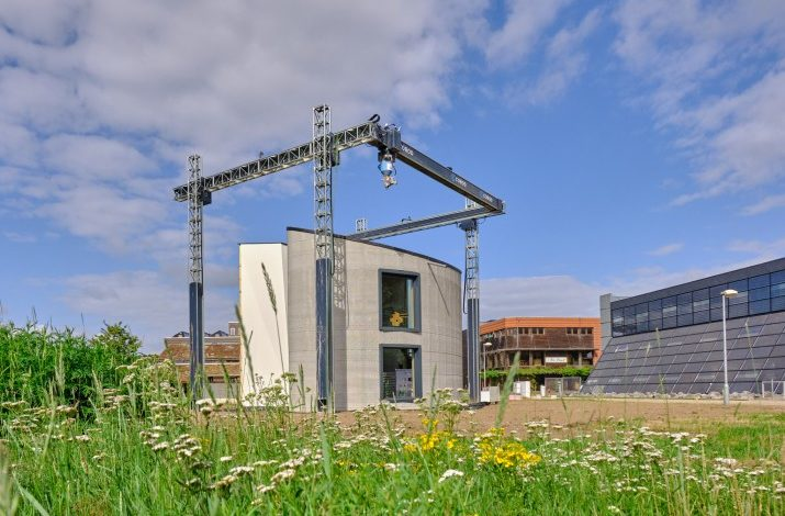 Photo of Hele woning uit één stuk geprint in België