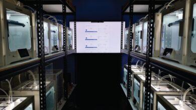 Photo of 3D Metalforge bouwt printfabriek met 21 Ultimaker S printers