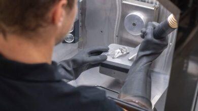 Photo of One Click Metal brengt laagdrempelig metaalprinten naar het MKB
