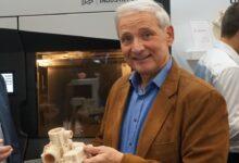 Photo of Kees Seldenrijk commercieel directeur Binder 3D