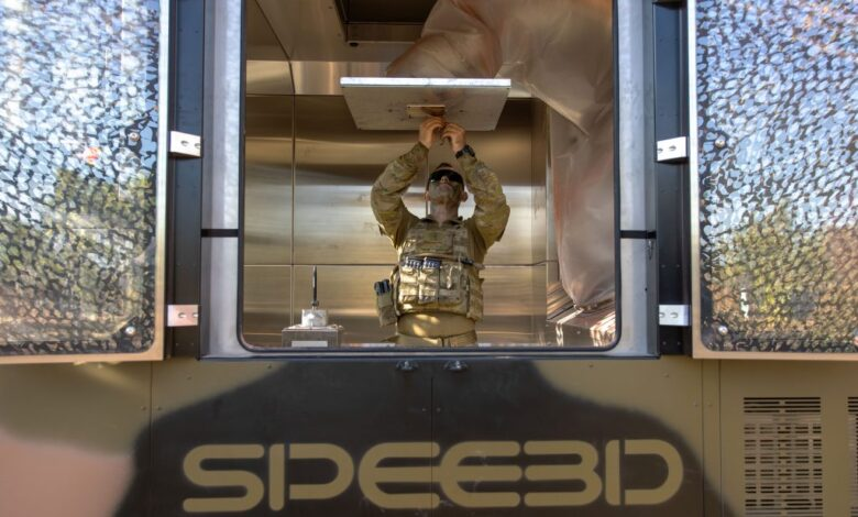 Photo of Australian Army push metal 3D printing to extremes