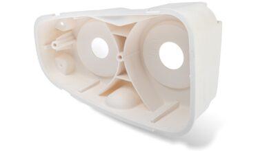 Photo of Nexa3D levert DSM Arnite poeder mee met QLS-350 printers