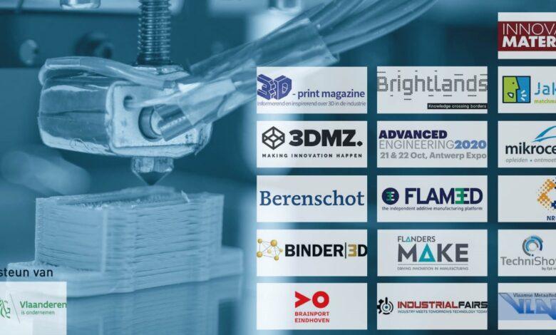 Photo of Groot onderzoek additive manufacturing in de Lage Landen