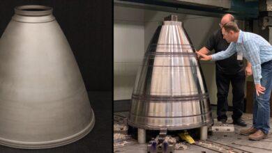 Photo of Kiest NASA voor 3D metaalprinten bij voorloper Mars-expeditie?