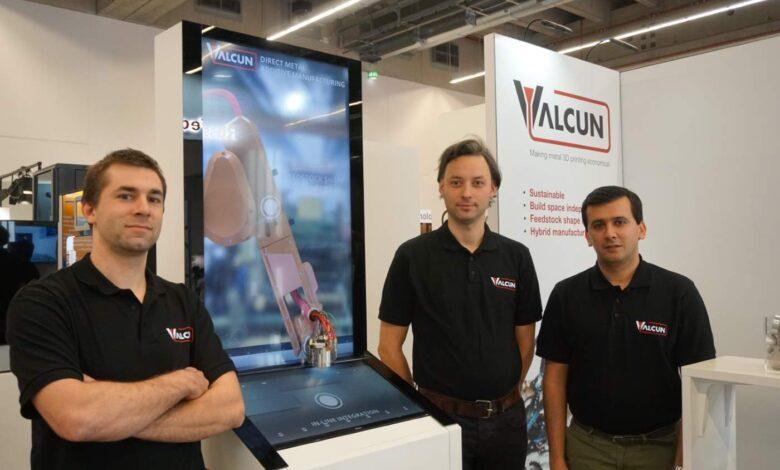 Photo of Patentaanvraag Valcun 3D metaalprinter goedgekeurd