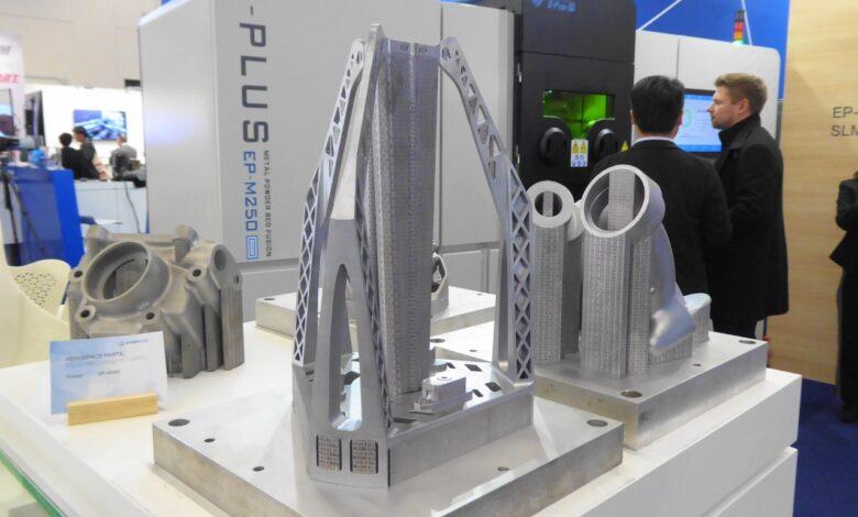 Photo of China winnaar in een krimpende 3D printermarkt