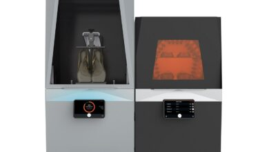 Photo of Extra lange Z-as atum3D printer voor productie grootste maat steunzolen