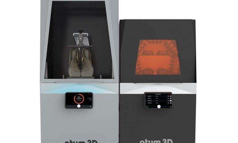 Photo of Extra lange Z-as atum3D printer voor productie grootste maat steunzolen