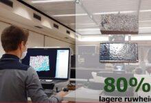 Photo of ie-net award voor onderzoek verbeteren oppervlakteruwheid AM-stukken