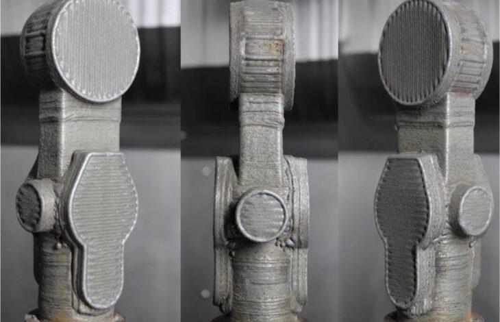 Photo of Software voor 5-assig 3D printen zorgt voor minder materiaalverspilling