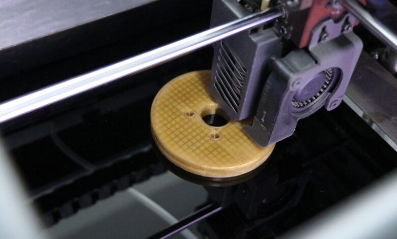 Photo of Farmabedrijf Abigo Medical houdt verpakkingslijn draaiende dankzij 3D printen